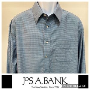 Men's Size XL Tailored Fit 100% Cotton Shirt Soft